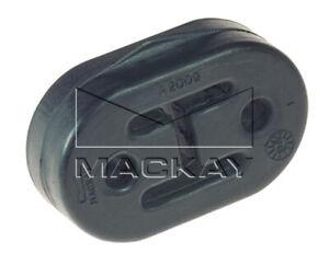 Mackay Exhaust Mount EXM2009 fits Honda Accord 1.6 L/EX (SJ, SY), 1.6 L/EX (S...