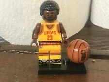 MINI FIGURINE TYPE LEGO NBA BASKET lebron james