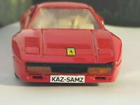 NEW BOYS TOYS FERRARI 288 GTO 4.5`DIECAST MODEL TOY CAR PERSONALISED GIFT DADS