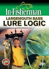 In-Fisherman Largemouth Bass Lure Logic - Largemouth Bass Fishing DVD Video