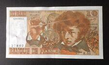 10 Francs Berlioz 6-6-1974