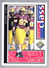 1998 Upper Deck Choice #209 Jeremy Staat Steelers NM-MT