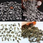 Wholesale Tibetan Silver/Bronze Mixed Styles Charms Pendant Beads Craft Findings