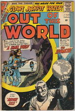 Out of This World Comic Book #14, Charlton Comics 1959 FINE+