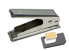 nano SIM Card Cutter Punch for apple iPhone 5 5S 5c plus adapter