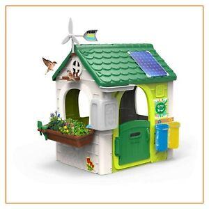 casa casetta per bambini 3 anni da giardino esterno feber eco house