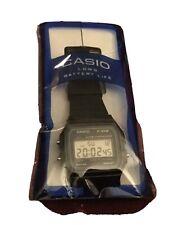 New Casio F91-W Classic Digital Retro Sports Alarm Stopwatch Black