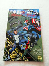 Punisher & Captain America :Blood & Glory 1 of 3 . Marvel 1992  -   VF