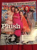 ROLLING STONE MAGAZINE ISSUE 917 PHIL SPECTOR/50 CENT/MARCH 2003 NICE!!