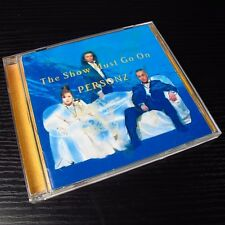 Personz - The Show Must Go On JAPAN CD J-Pop #102-4