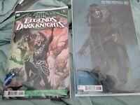 Dark Nights Death Metal Legends Of The Dark Knights #1 Robin King 3 1st Print NM