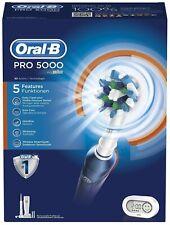 Braun Oral-B Pro 5000 wiederaufladbare elektrische Zahnbürste Neu