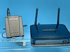 NETGEAR WNCE2001 AND WNCE4004 UNIVERSAL WiFI INTERNET ADAPTER LOT SMART TV GAMES
