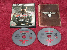 RETURN TO CASTLE Wolfenstein The Extended Edition INCLUDES ENEMY TERRITORY PC CD
