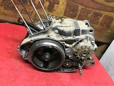 HONDA XL500 XL 500 R  Engine Bottom End  Crank Transmission Case Motor