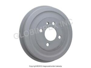 BMW 318i (1984-1985) Brake Drum (228.5 mm) REAR LEFT or RIGHT ZIMMERMANN COAT Z