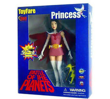"Retro Battle of the Planets G Force PRINCESS unmasked exclusive 6"" figure RARE"