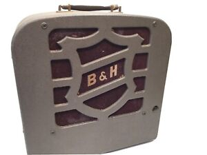 Vintage Bell & Howell Movie Projector Portable Speaker Reel