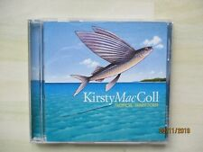 KIRSTY MacCOLL.   TROPICAL BRAINSTORM. CD. THIRTEEN SONGS.   PREOWNED.     2000.