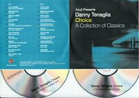 DANNY TENAGLIA Choice 2003 UK 23-track promo test 2-CD