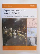 Osprey Battle Orders 14: Japanese Army in World War II - New Guinea, S Pacific