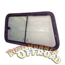 GQ/MQ Nissan Patrol LWB Rear cargo window replacement sliding window complete pa