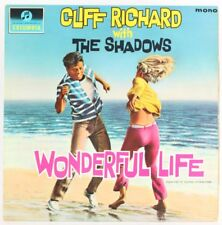 Cliff Richard and The Shadows, Wonderful Life   Vinyl Record *USED*