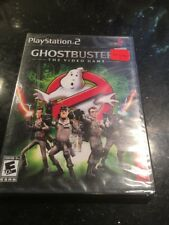 Ghostbusters: The Video Game (Sony PlayStation 2  Brand New Factory Sealed