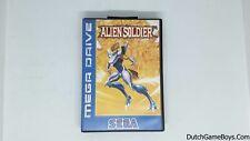 Alien Soldier - New and Sealed - Sega Mega Drive