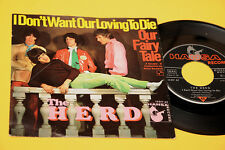 """THE HERD 7"""" I DON'T WANT OUR..ORIG GERMANY BEAT 1968 EX !!!!!!!!!!!!!!!"""