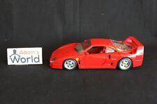 Bburago Ferrari F40 1987 1:18 red (PJBB)