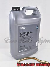 BMW ANTIFREEZE COOLANT 1 GALLON Germany Genuine OE 82141467704