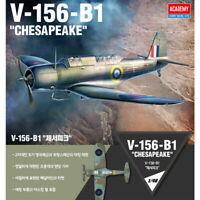 [Academy] 12330 1/48 V-156-B1 Chesapeake Aircraft Plastic Model Kit