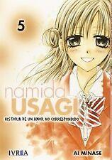 Namida Usagi, 5. NUEVO. Nacional URGENTE/Internac. económico. COMIC Y JUEGOS