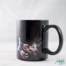 New Goku Super Saiyan Kamehameha Heat Reactive Coffee Mug Dragon Ball Z DBZ SSJ