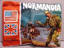 MONTAPLEX Sobre Grupos de Combate NORMANDIA USA INGLATERRA 2ª GM soldados airfix