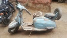 LAMBRETTA GP 150 MODEL 1983 PROJECT