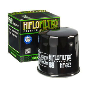 Hiflo HF682 Moto Recambio Premium Filtro de Aceite