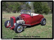 1929 Ford Model A Roadster Auto Refrigerator Magnet