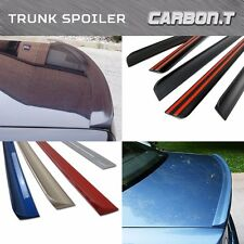 Painted Trunk Lip Spoiler Wing For BMW E36 3-Series 4D Sedan 1991-1998
