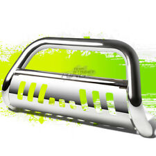 CHROME BUMPER BULL BAR GUARD SKID PLATE FOR 04-16 F150 NON-ECOBOOST/EXPEDITION