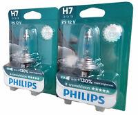 H7 PHILIPS X-treme Vision +130 Einzelblister 2 Stück 12972XV+B1