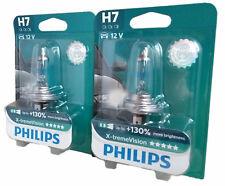 H7 Philips X-treme Vision +130 Einzelblister 2 pcs 12972xv+b1
