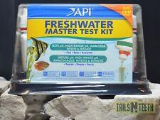 API Freshwater Master Test Kit - Lo & Hi pH, Ammonia, Nitrite, Nitrate 800 Tests