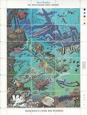 Mikronesien / Micronesia Nr. 101-118** Unterwasser-Gedenkstätte Truk-Lagune