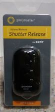 NEW Promaster Wireless Infrared Remote Control - Sony RMT-DSLR1 #7337