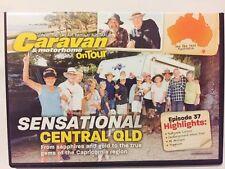 Caravan & Motorhome On Tour DVD  - Iss 196 - Sensational Central QLD