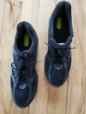 Rare Saucony Progrid guide 4 Black Running Training Shoes Men's Size 14 Pristine