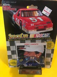 1992 Terry LaBonte #94 SUNOCO Racing Champions race car NASCAR Winston CUP 1/64