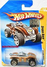HOT WHEELS 2010 NEW MODELS SPIDER RIDER #12/44 FACTORY SEALED